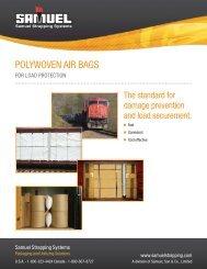 POLYWOVEN AIR BAGS