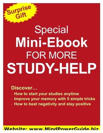 STUDY-HELP