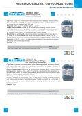 HIDROIZOLACIJA ODVODNJA VODE - Page 7