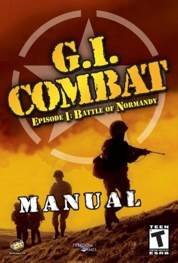 GI Combat GI Combat