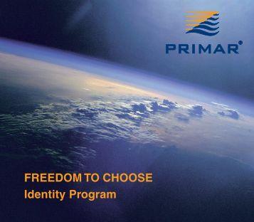 freedom to choose identity program - PRIMAR