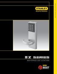 Keypad ez locks - Best Access Systems
