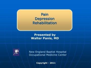 Depression Rehabilitation
