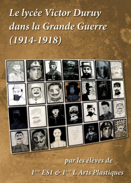 brochure de l'ONAC - Lycée Victor Duruy