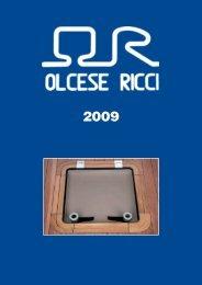 Catalogo generale - Olcese Ricci