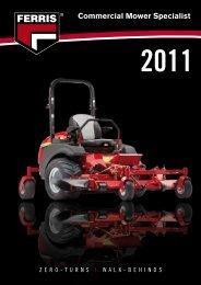 Commercial Mower Specialist - HILAIRE VAN DER HAEGHE nv