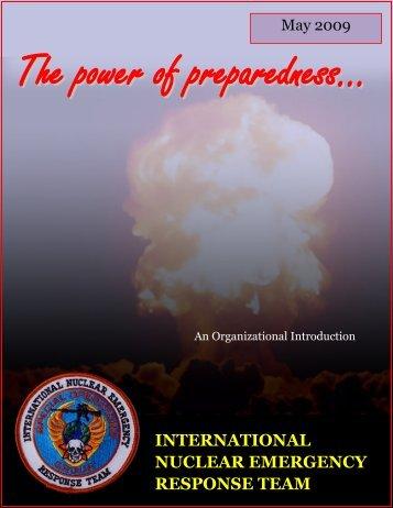 INERT - The Power of Preparedness - R.J. Godlewski