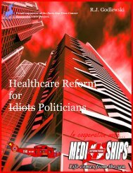 Healthcare Reform for Idiots Politicians In cooperation with…