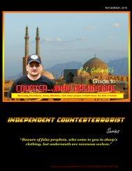 R.J Godlewski's COUNTER-JIHAD OPERATIONS Series