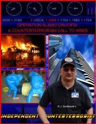 operation alamo crucifix: a counterterrorism call to ... - R.J. Godlewski