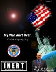 My War Ain't Over