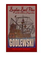 BOGDAN BACK FLIES AND THE CHILDREN OF DESPERATION By R.J GODLEWSKI