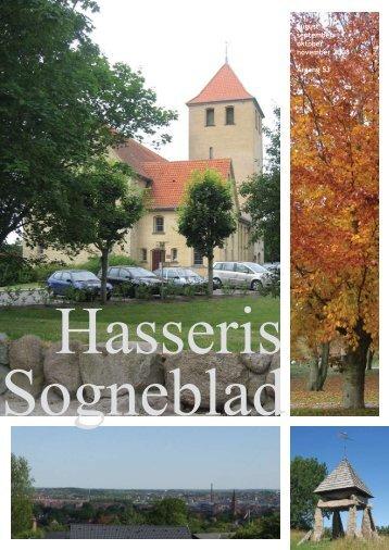 august september oktober november 2008 Årgang 53 - Hasseris Kirke
