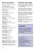 august september oktober november 2008 Årgang 53 - Hasseris Kirke - Page 2