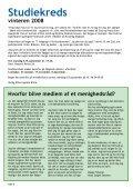 august september oktober november 2008 Årgang 53 - Hasseris Kirke - Page 6
