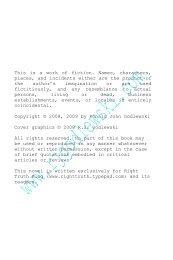 PATIENT EVIL -- CHAPTER FIFTY-THREE - R.J. Godlewski