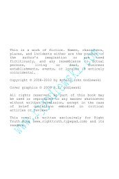 PATIENT EVIL -- CHAPTER SIXTY-SEVEN - R.J. Godlewski