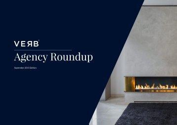 Agency Roundup