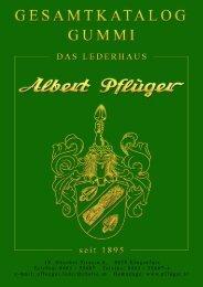 Rubber - Albert Pflüger