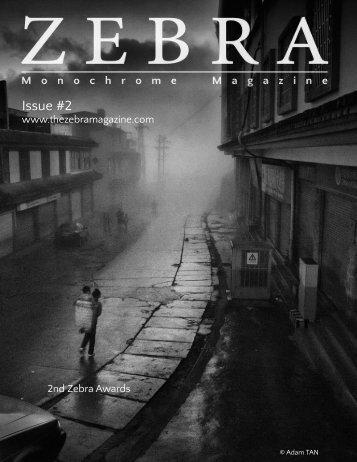 The Zebra Monochrome Magazine Issue #2