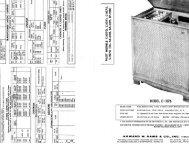 Pilot - SA 232 Service Manual & Schematics - Vintage Vacuum Audio