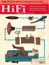 HiFi/Stereo Review December 1962 - Vintage Vacuum Audio