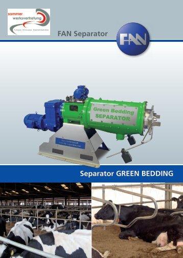 Separator GREEN BEDDING FAN Separator - Andrej Sammer ...