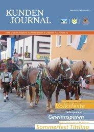 Kunden Journal