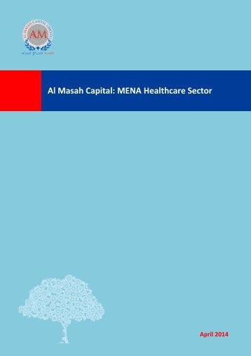 Al Masah Capital MENA Healthcare Sector