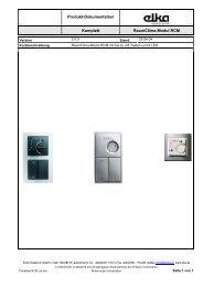 131xxxxx_BA50RCM_TD_DE.pdf - ELKA-Elektronik GmbH