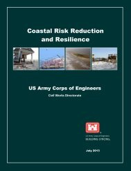 Coastal Risk Reduction and Resilience