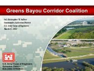 Greens Bayou Corridor Coalition