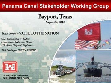 Bayport Texas
