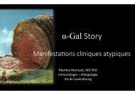 α-Gal Story