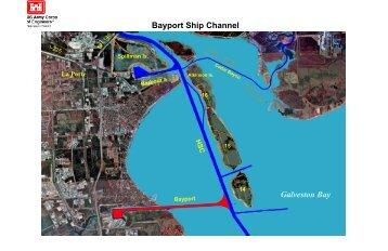 Bayport Ship Channel