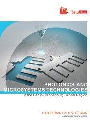 Optische Technologien - Berlin Partner GmbH