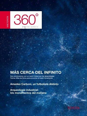 MÁS CERCA DEL INFINITO - Vive Toyota 360