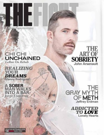 THE FIGHT SOCAL'S LGBT MONTHLY MAGAZINE SEPTEMBER 2015