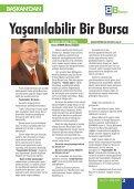 Yaşanılabilir Bir Bursa - Page 5