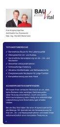 Flyer-Leistungsspektrum per PDF - Bau Vital GmbH