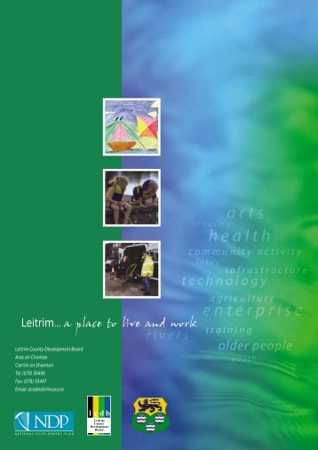 Social, Economic and Cultural Strategy for Co. Leitrim