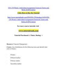 Terms pdf financial