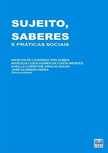 SUJEITO SABERES E PRÁTICAS SOCIAIS