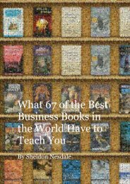 In The World Have To Teach You - Marketing First