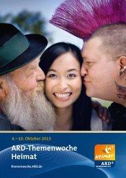 ARD-Themenwoche Heimat
