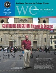 CONTINUING EDUCATION Pathway to Success
