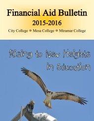 Financial Aid Bulletin