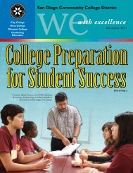 College Preparation for Student Success