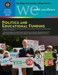 Politics and Educational Funding