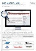 Proseo-Consulting Advertorials mit Echtzeit-Personalisierung - Seite 6